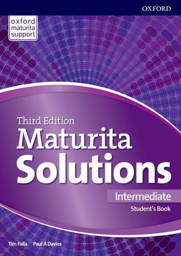 Maturita Solutions 3rd Edition Intermediate - Student's Book