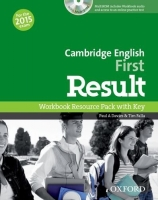 Cambridge English First Result - Náhled učebnice