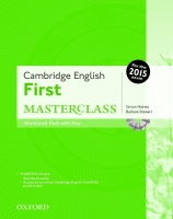 Cambridge English First masterclass - workbook - Náhled učebnice