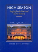 High season, English for the hotel and tourist industry