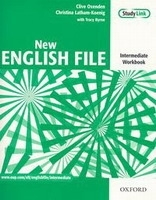 New English File. Intermediate. Workbook - Náhled učebnice