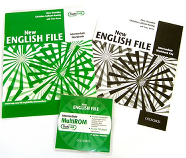 New English File Int Wb W/k & Mult Pack