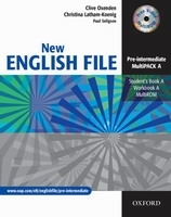 New english file, pre-intermediate multiPACK A - Náhled učebnice