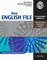 New English File Pre-Intermediate, Multipack B