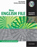 New English File Intermediate: Multipack A