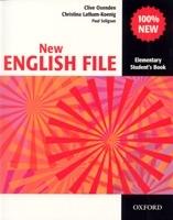 New English File Elem. SB+A-Č slov.
