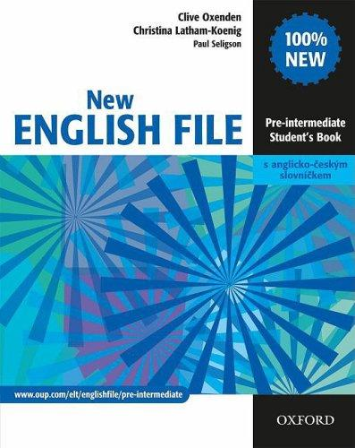 New English File: Pre-Intermediate (Student's Book)