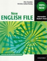New English File Int. SB + A-Č slov.