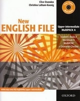 New English File: Upper-Intermediate MultiPACK A - Náhled učebnice