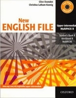 New English File Upper-Intermediate: MultiPACK B Students book