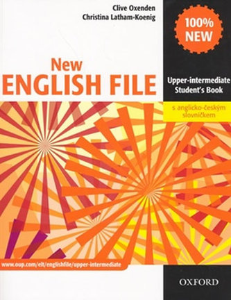 New English File Upper-intermediate