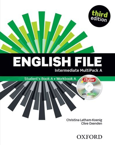 English File Intermidiate Multipack A