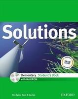 Maturita Solutions Elementary (Student's Book) - Náhled učebnice