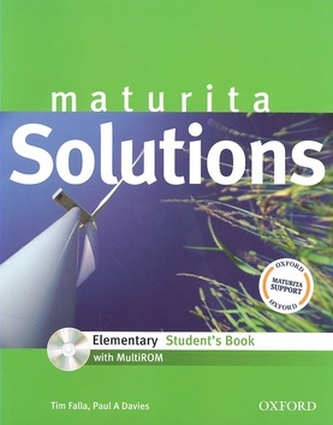 Maturita Solutions El. SB + CDROM