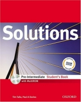 Maturita Solutions Pre-Intermediate Student's Book