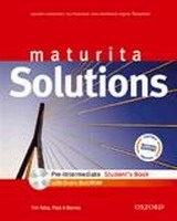 Maturita Solutions Pre-Intermediate (Student's Book)