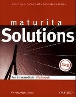 Maturita Solutions: Pre-intermediate Workbook