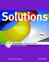 Maturita Solutions Intermediate (Student's Book) - Náhled učebnice