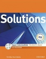 Maturita Solutions: Upper-Intermediate Student's Book