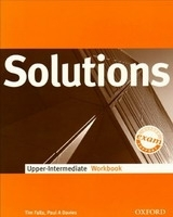 Maturita Solutions Upper Int. workbook