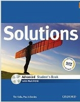 MATURITA SOLUTIONS ADVANCED STUDENT´S BOOK + CD-ROM Czech Ed.