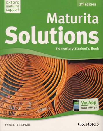 Maturita Solutions: Elementary (Student's Book)