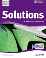 SOLUTIONS 2nd Edition INTERMEDIATE STUDENT´S BOOK Internatio.