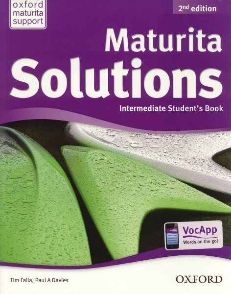 Maturita Solutions Intermediate (Student's Book)