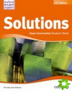 Maturita Solutions Intermediate