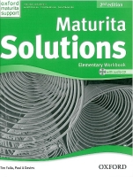 Maturita Solutions: Elementary (Workbook)