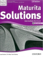 Maturita Solutions Intermediate Workbook - Náhled učebnice