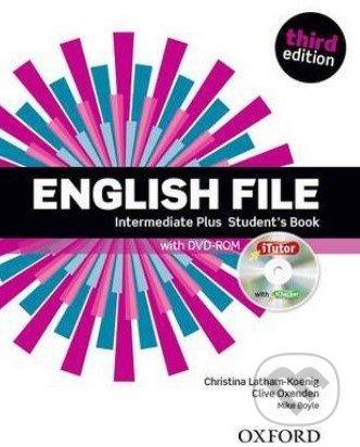 ENGLISH FILE Intermediate Plus Student´s Book