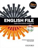 English file Upper–Intermediate Multipack B (third edition) - Náhled učebnice