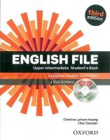 English File Upper-Intermediate (3rd Edition) Student's Book