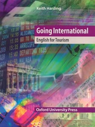 Going International. Student's Book, English for Tourism - Náhled učebnice