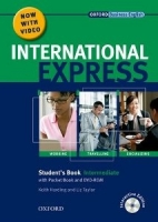International Express Intermediate. Student's Book with Pocket Book,DVD-ROM