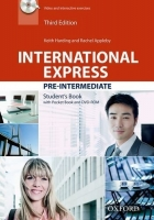 International Express Pre-Intermediate Student's book with pocket book and DVD-ROM 3rd edition