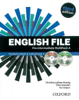 English File pre-intermediate MultiPack A
