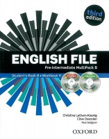 English File: Pre-intermediate (Multipack B)