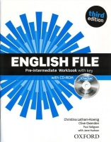 English File Pre-intermediate Workbook