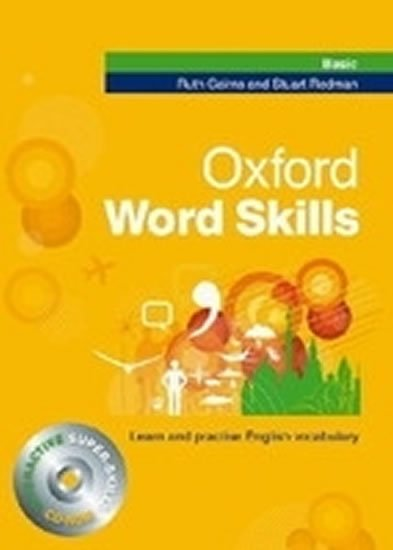 Word Skills Basic, Student's Bk and Cd-Rom