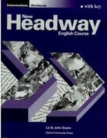 New Headway English course, Intermediate.  Workbook with key - Náhled učebnice