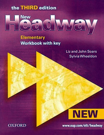 New Headway ELE 3ED WB with key - Náhled učebnice