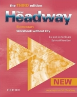 New Headway Elementary Workbook without Key (3rd Edition)