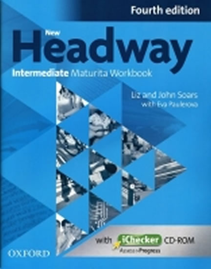 New Headway Intermediate (4th Edition) Maturita Workbook - Náhled učebnice