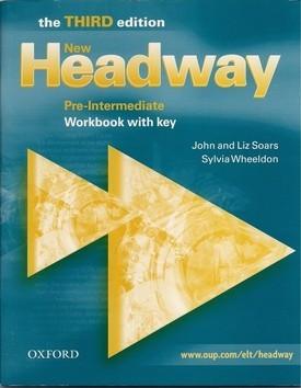 New Headway PRE-IN 3ED WB+key - Náhled učebnice