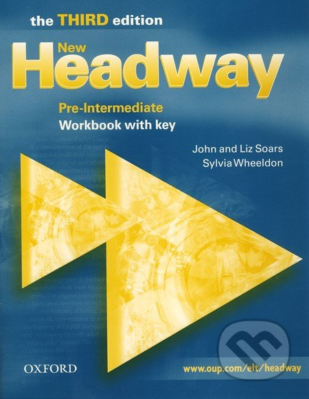 New Headway PRE-IN 3ED WB+key