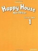 HAPPY HOUSE NEW EDITION 1 TEACHER´S BOOK Czech Edition