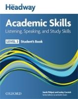 NEW HEADWAY ACADEMIC SKILLS Updated 2011 Ed. 2 LISTENING & S.