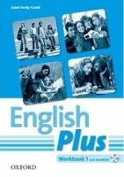 ENGLISH PLUS 1 WORKBOOK + MultiROM PACK (Czech Edition)